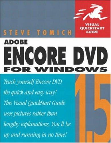 Adobe Encore DVD 1.5 for Windows -