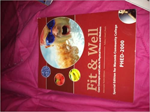 Fit well core concepts and labs in physical fitn faheyinselroth fit well core concepts and labs in physical fitn faheyinselroth 9780077653330 amazon books fandeluxe Gallery