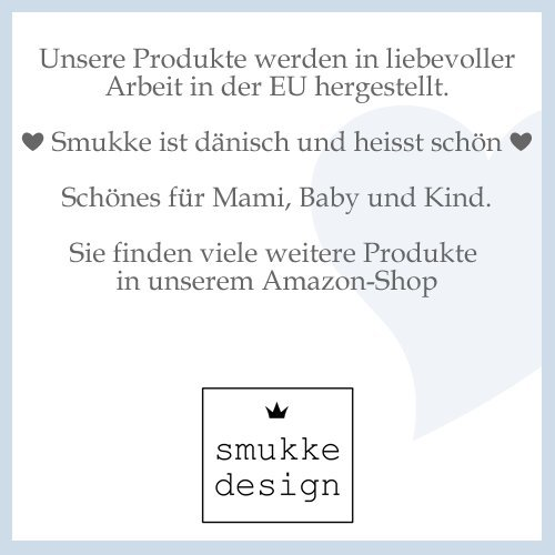 Reisebeutel Wickeltasche Pusteblume weiss ❤ SmukkeDesign NEU Kulturtasche