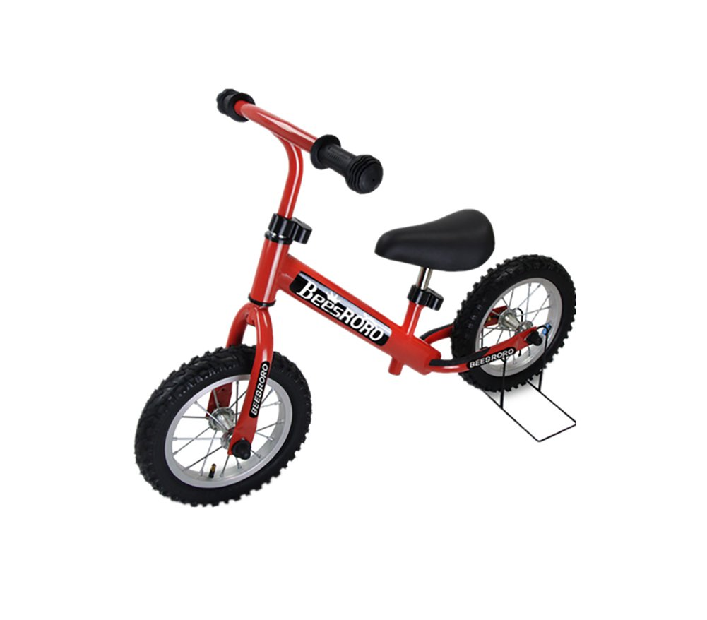 YLG First Bike, Bicicleta Infantil, Balance Bike, Adecuado para Niños DE 2-6 Años,Red