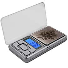 XCSOURCE Digital LCD Display Scale 300g-0.01g Gram OZ Weigh Mini Pocket Precision Scale for Lab Jewelry Gold Gems TE413