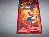 Ducktales:Raiders of the Lost Harp [VHS]