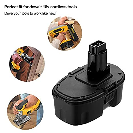 Amazon.com: Cargador de batería para Ryobi 9.6V-18V NiCad ...