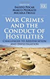 War Crimes and the Conduct of Hostilities, Fausto Pocar, 1781955913