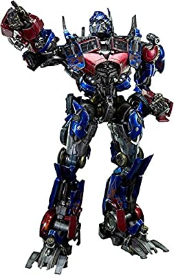 ThreeZero Transformers Optimus Prime Action Figure