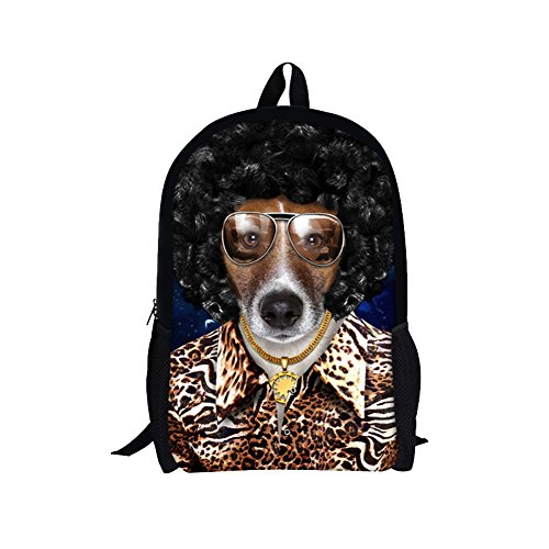 TOREEP Casual Personalized Canvas Kids Grade Bookbag Preschool - Price Eyewear Versace