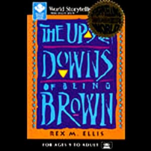 The Ups and Downs of Being Brown Audiobook