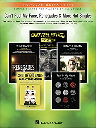 Amazon Cant Feel My Face Renegades More Hot Singles