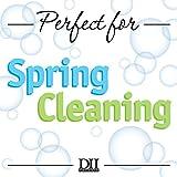 DII Microfiber Multi-Purpose Cleaning Towels