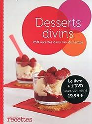 Desserts divins