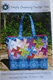 lil twister - Simply Charming Twister Tote Pattern using 5