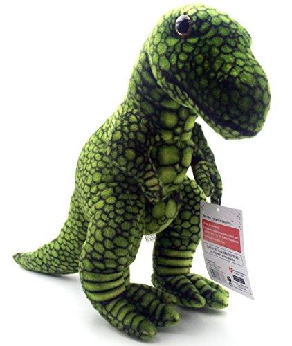 Rex the Tyrannosaurus (T-Rex) | 21 Inch Large Dinosaur Stuffed Animal Plush Dino | By Tiger Tale Toys (Dino Animal)
