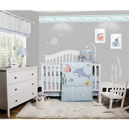 51AGgMQy0SL._SS450_ Nautical Crib Bedding and Beach Crib Bedding