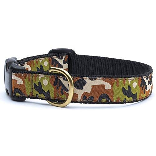 Up Country Camo Dog Collar - Small