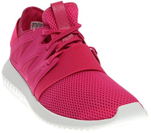 Adidas Kvinders Rørformede Virale Originaler Løbesko Udstyr Lyserød / Chok Lyserød KkNP7jRAtD