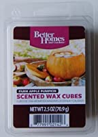 Better Homes and Gardens Farm Apple Pumpkin Wax Cubes