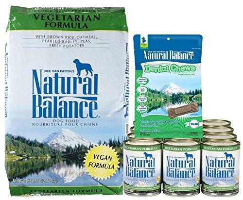 Natural Balance Vegetarian Bundle