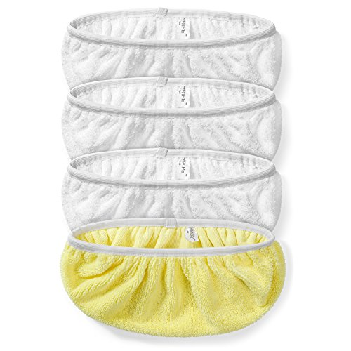 3 SH-WIPES and 1 SH-MICRO MOP COVERS FOR SH-MOP, PERFECT COMBO PACK ()