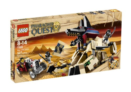 LEGO Pharaoh's Quest Rise of the Sphinx 7326