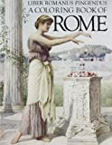 img - for A Coloring Book of Rome book / textbook / text book