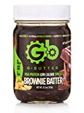 G Butter High Protein Low Calorie Spread – Brownie Batter