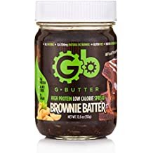 G Butter High Protein Low Calorie Spread - Brownie Batter