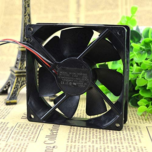 Cytom for NMB 3610KL-05W-B69//60 9025 24V 0.26A 9CM Large air Volume Inverter Fan