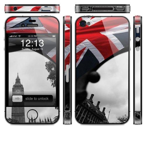 Skin für Apple iPhone 4s - London