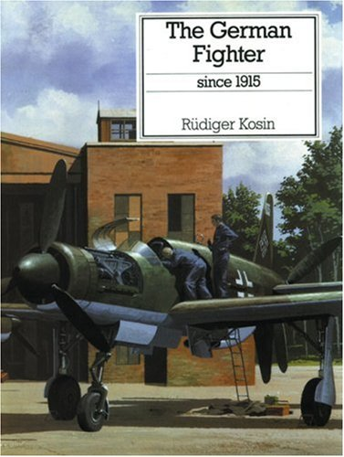 Download German Fighter Since 1915 PDF Text fb2 book
