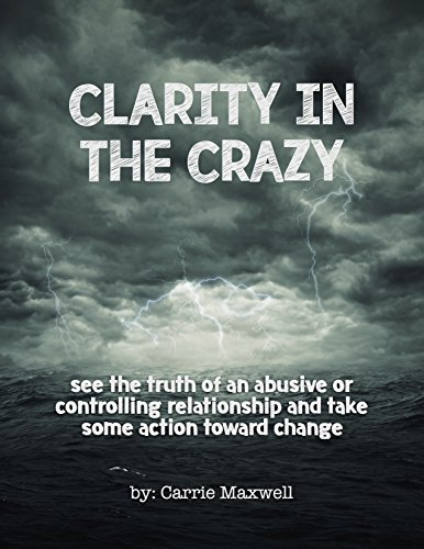 Clarity in the Crazy: see the truth of an abusive or controlling relationship and take some action toward change (life after abuse) (Signs Of Verbal And Emotional Abuse In Marriage)