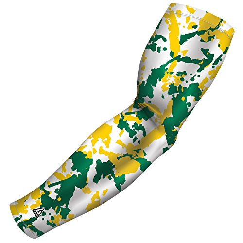 Sports Arm Sleeve, 20+ Designs - USA, Israel, Puerto Rico, Mexico, Cuba. Pro-fit Compression Design for Baseball Football Other Activities. Adult, Youth, Boys 100% Guarantee, Exchanges