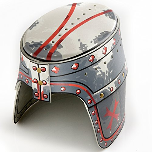 Liontouch Knight Helmet, Medieval Fantasy for Kids, Maltese, EVA Foam, 3 Years and up ()