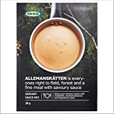 IKEA ALLEMANSRATTEN Cream Sauce Mix For Meatballs 28g (Pack of 10)