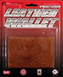 Rico Industries Official Leather Wallet TriFold Embossed Oakland Athletics