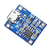 10PCS TP4056 5V 1A Mini Micro Interface USB Lithium Battery Charging Board DIY Charger Module for Arduino DIY Kit