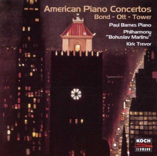Piano Concerto / Black Light / Piano Concerto 2 by Tower
