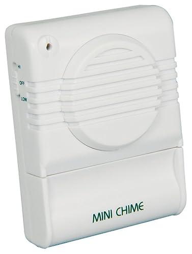 Siemens White Wirefree Magnetic Window Door Bell Contact