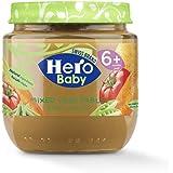 هيرو وجبات سريعة للأطفال ، طعم الخضراوات المشكلة ، 171051 ، 120 جرام