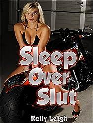 Sleepover Slut: (Man of the House, Older Man Younger Woman Erotica, Brat & Fertile First Time Erotica)