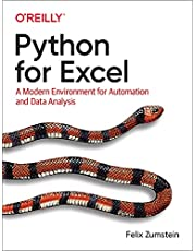 Python for Excel: A Modern Environment for Automation and Data Analysis