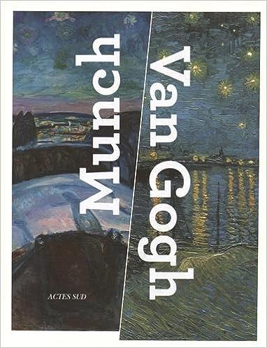 Lire Munch : Van Gogh pdf, epub
