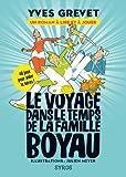 """Afficher """"Voyage dans le temps de la famille Boyau"""""""