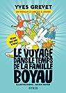 Le voyage dans le temps de la famille Boyau par Grevet