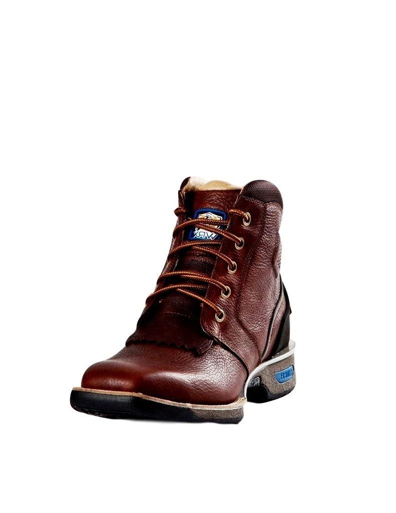 CinchメンズのバーンDuty Slip Resistant Work Boot B00IYL60TM 9.5 2E US|ダークブラウン ダークブラウン 9.5 2E US
