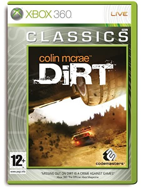 Colin Mcrae Dirt: Amazon.es: Videojuegos