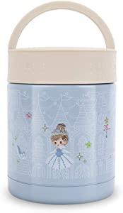 Kids Thermos Food Jar,13.5oz Soup Thermos for Hot Food,Leak Proof Vacuum Insulated Stainless Steel Hot Lunch Containers for Kids,Wide Mouth Thermal Food Flask,Thermos Lunch Box for School (Kid Blue)