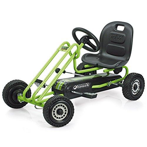 Kart 2017 Sale De Con Hauck T90105 Coche Hot Pedales Go Lightening SpqzVUM