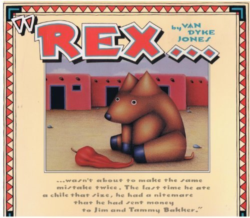 Rex by Van Dyke Jones (1990-08-03)
