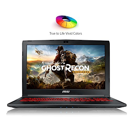 MSI GL62M 7REX-1896US Gaming Laptop Computer