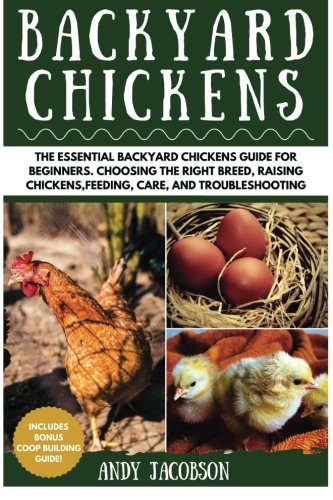 Backyard Chickens Essential Beginners Troubleshooting product image